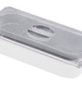 Ice cream container lid