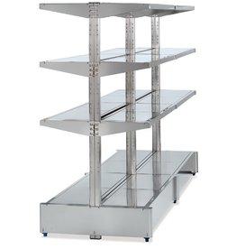 Standard double rack