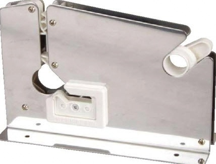 Bag closer in stainless steel