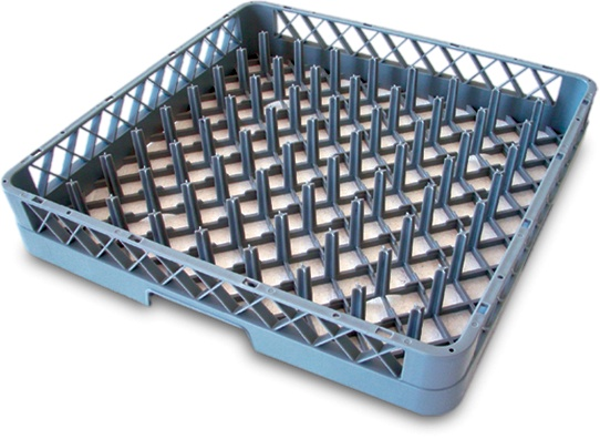 Dishwasher rack basket for plates ...  sc 1 st  INOX-RVS.COM & Dishwasher rack basket for plates - INOX RVS FOR FOOD INDUSTRY