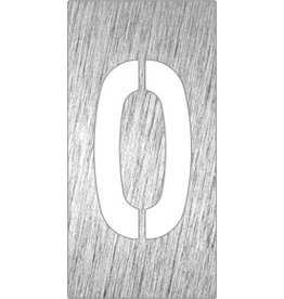 Number 0 icon