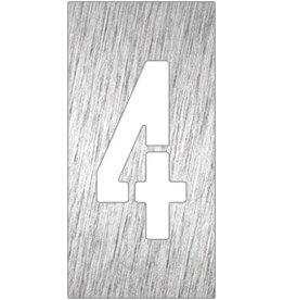 Number 4 icon