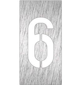 Nummer 6 / 9 pictogram