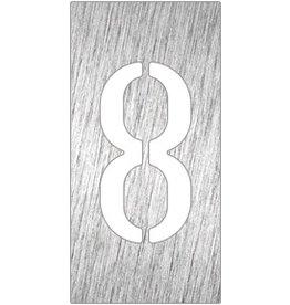 Nummer 8 pictogram