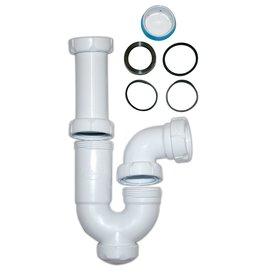 Sifon voor handwasbakjes