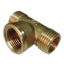T-mixing valve