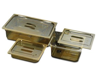 Gastronorm containers in polyethersulfon