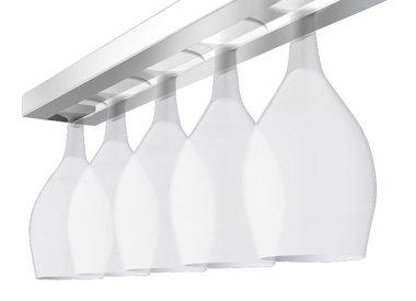 Glazen en glashouders