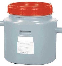 Polyethylene vetafscheider