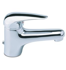 Tap with double inlet