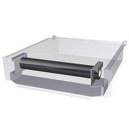 Coffee grounds kit for drawer modular box