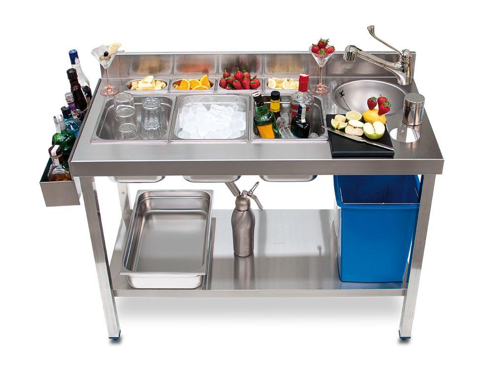 Bartender table