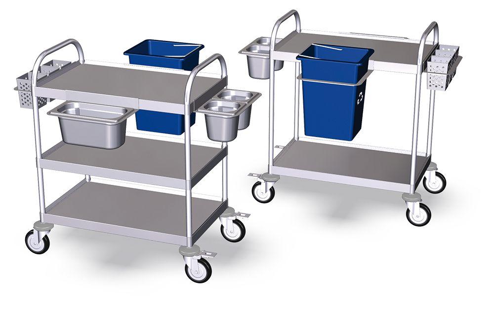 Accessory: Cutlery basket holder