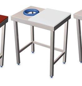 Standaardmodel preparatietafel