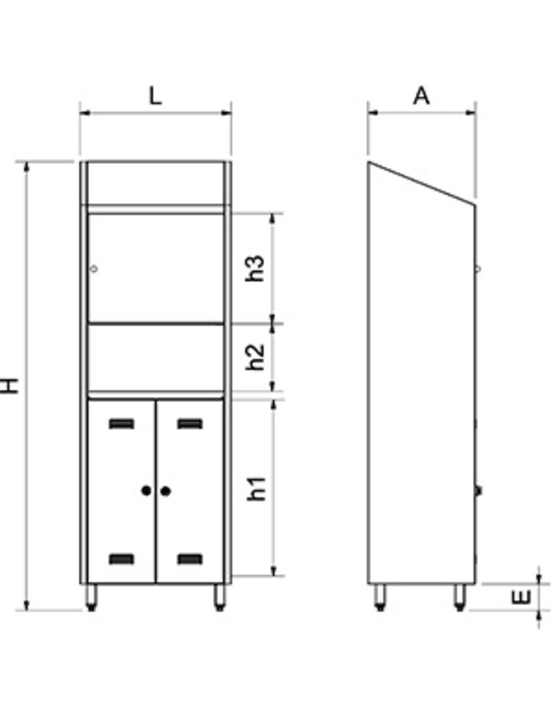 Computer cabinet