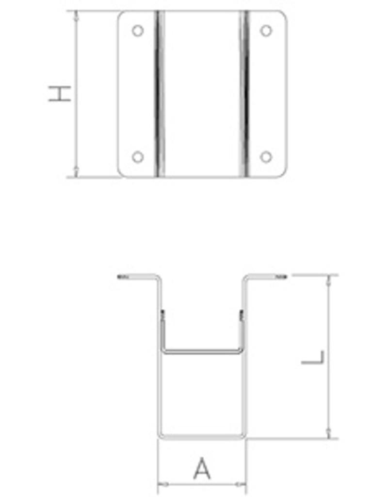 Center separator