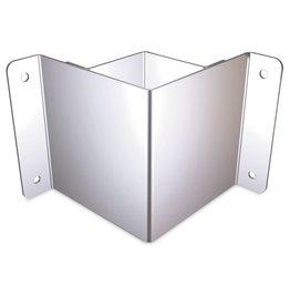 Corner separator