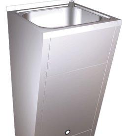 Standaard handwasbak - met één pedaal