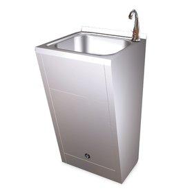 Standaard handwasbak - met elektronische bediening