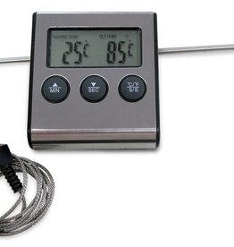 Digitale thermometer voor oven