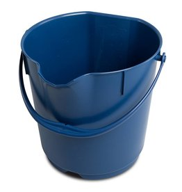 Plastic bucket - metal detectable