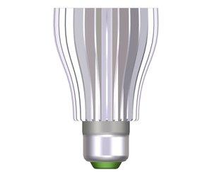 New e rgb led lamp w w w led rgb bulb light lamp v v