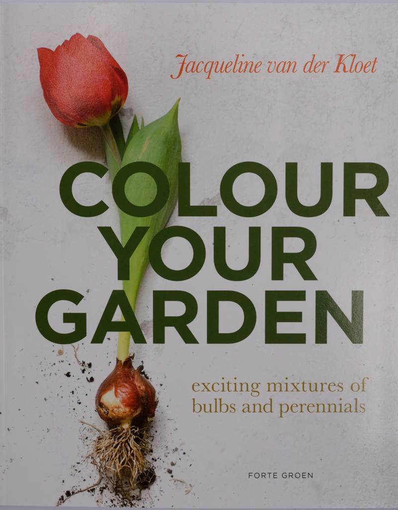Colour your garden (Englisch)