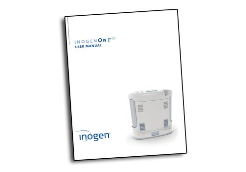 Inogen One G3 User Manual