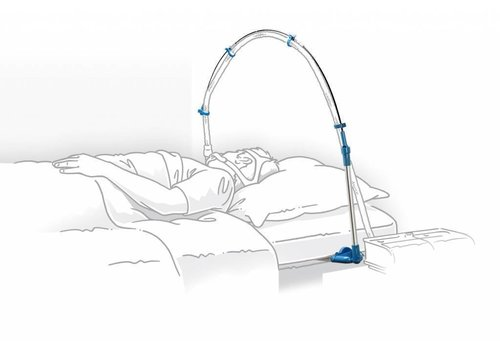 HoZer Soporte de tubo flexible