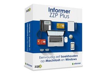 Informer ZZP Boekhouden Plus (Offline)