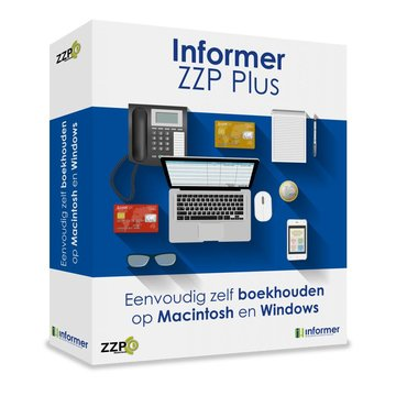 Informer ZZP Boekhouden Plus