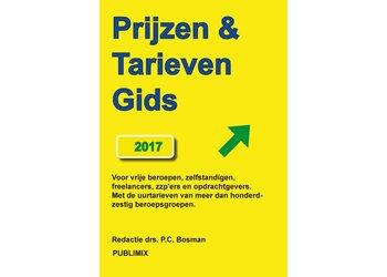 Publimix Uitgevers ZZP uurtarief - gids 2017