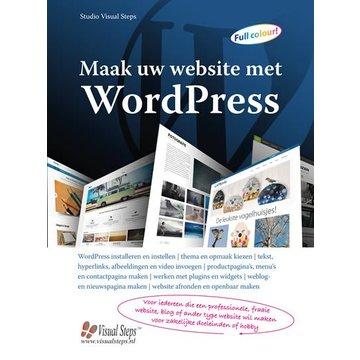 Zelf website maken, dit boek helpt u op weg. Bouw zelf uw website met (gratis) Wordpress