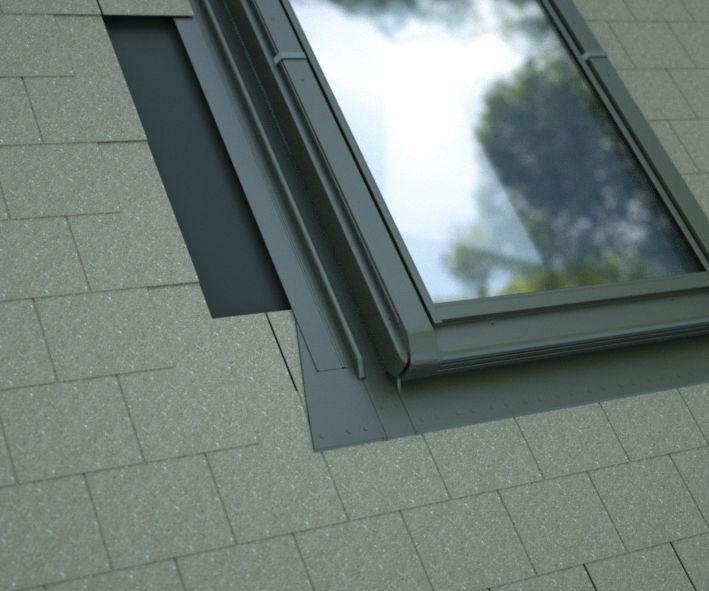 Intura - Gootstukken (P) voor vlakke dakbedekking tot 10mm