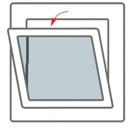 Intura - Dak/gevel raam kunststof KPVCU R3