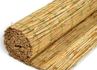 Reed mats 15 mm thick