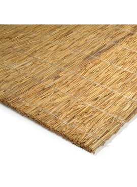 TuinChamp Reed plate 2 cm thick 100 x 200 cm