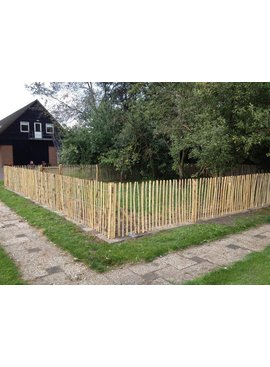 - Chestnut fencing 8cm 90 cm high