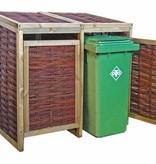 TuinChamp Containerumwandlungslager doppelt
