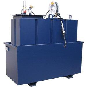 Olie-installatie 1.620 liter Kiwa