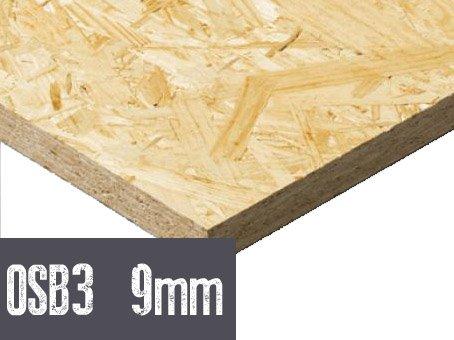 Osb plaat 9mm kwaliteit osb plaat 9mm gratis bezorgd for Osb 9mm brico depot
