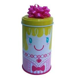 Mini Blikje Prinses (gevuld met Bonbons)