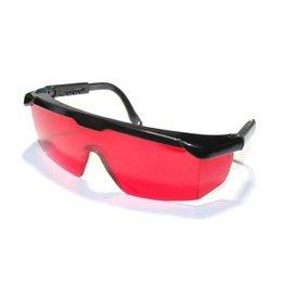 Rode bril (salon gebruik)