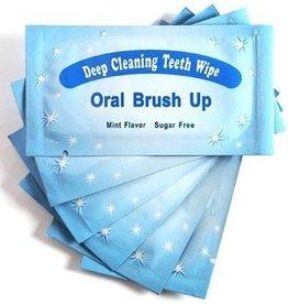 Tanden poets doekjes 5 stuks