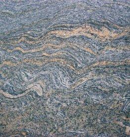 Paradiso Bash Graniet Tegels Gepolijst, Facet, Gekalibreerd, 1.Keuz Premium kwaliteit in 61x30,5x1 cm