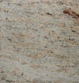 Shivakashi Ivory Brown Graniet Tegels Gepolijst, Facet, Gekalibreerd, 1.Keuz Premium kwaliteit in 61x30,5x1 cm
