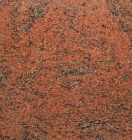 Multicolor Red Granite Tiles Polished, Chamfer, Calibrated, 1st choice premium quality in 61x30,5x1 cm