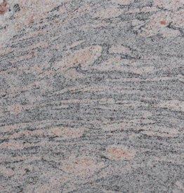 Juparana Colombo Granitfliesen Poliert, Gefast, Kalibriert, 1.Wahl Premium Qualität in 61x30,5x1 cm