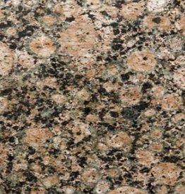 Baltic Brown Granitfliesen Poliert, Gefast, Kalibriert, 1.Wahl Premium Qualität in 61x30,5x1 cm