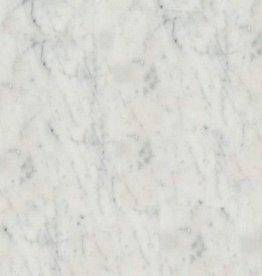 Bianco Carrara Marmer tegels gepolijst, afgeschuind, gekalibreerd, Premium kwaliteit 1. Keuz in 61x30,5x1 cm